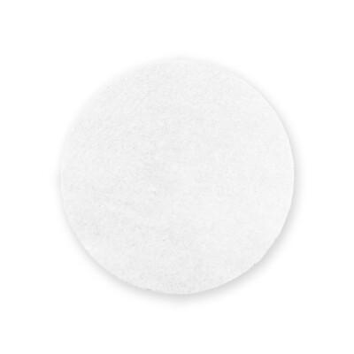 客製 滿版 印花 圓形 止滑 隔熱墊 杯墊 Circle Insulation Pad
