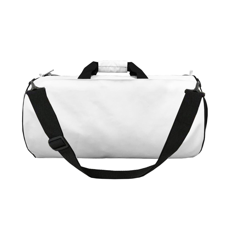 客製 滿版 印花 圓筒 運動 鞋 球袋 提袋 Barrel sport shoe bag