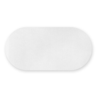 客製 滿版 印花 盤形 止滑 隔熱墊 杯墊 Plate shape Insulation Slip Pad