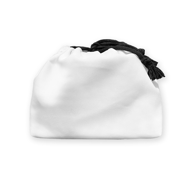 客製 滿版 印花 便當袋 束口袋 Lunch drawstring bag