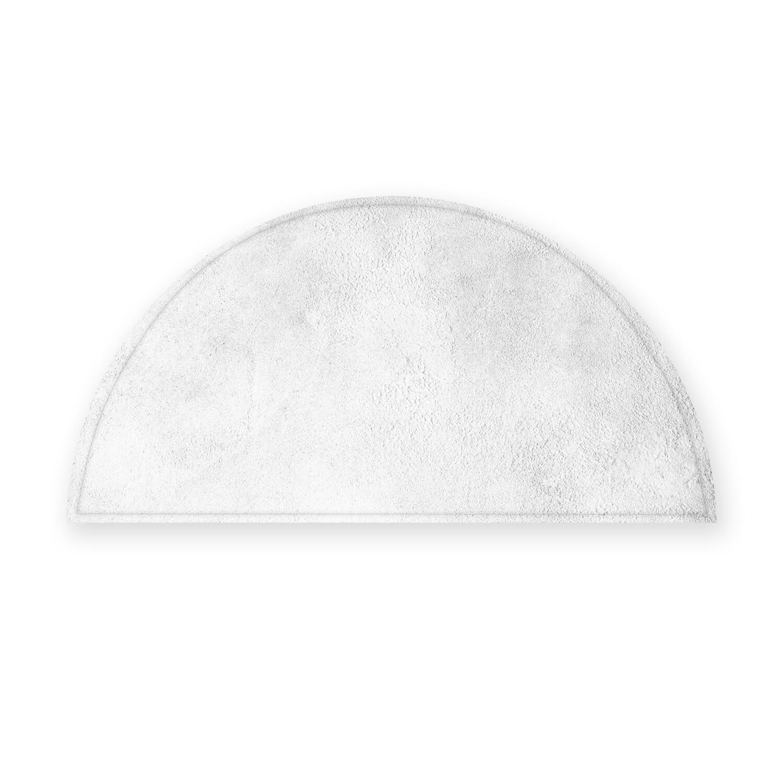 客製 滿版 印花 半圓 泡綿 止滑 毛絨 腳踏墊 Semicircle foam carpet