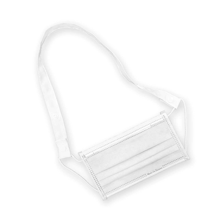 客製 滿版 印花 口罩 掛繩 Mask lanyard