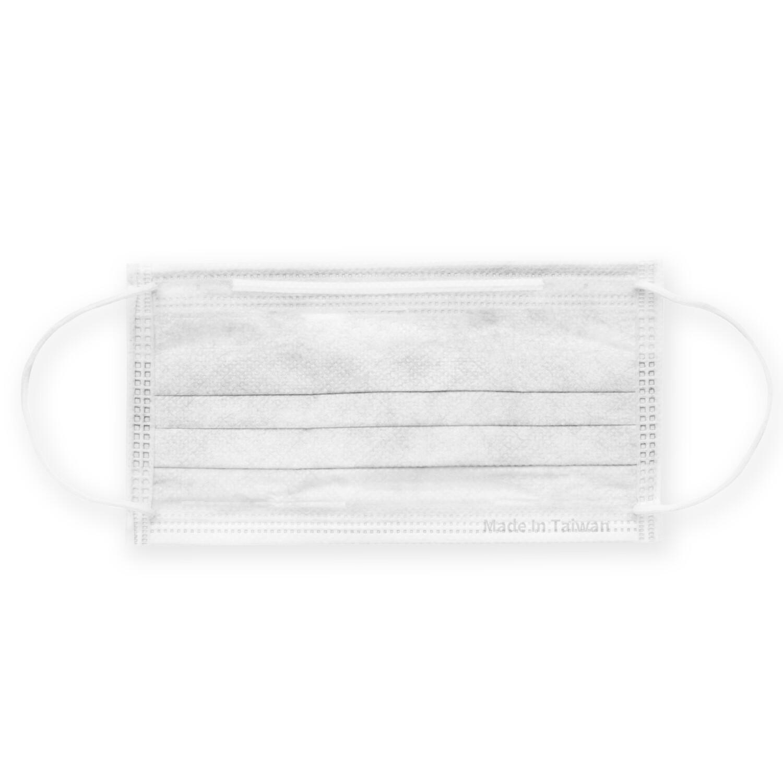 客製 滿版 印花 防護 三層 拋棄式 不織布 口罩 (一組=50片) Protection Mask