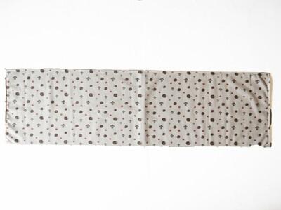 現貨 滿版 印花 蘑菇 刺蝟 吸水毛巾 Hedgehog and mushroom towel