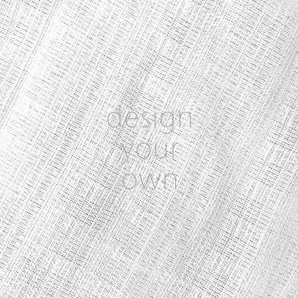 印花 布料 仿麻 Imitation linen  fabric