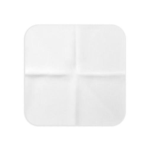 極超細纖維 圓角小方巾  Microfiber small square scarf