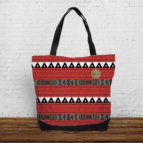 """[原源不絕-阿美族] 城市托特包 """"Ami"""" Urban tote bag"""