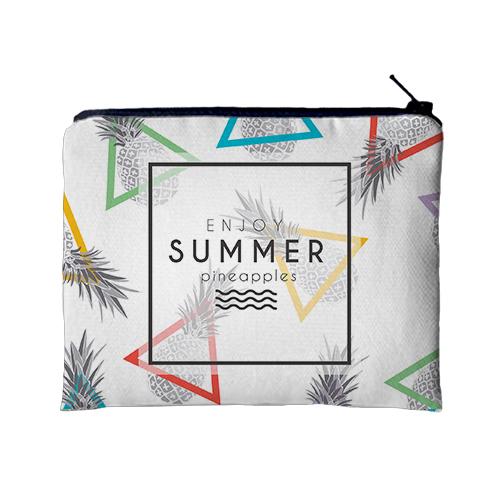 [Summer pineapple] 零錢包 Coin purse