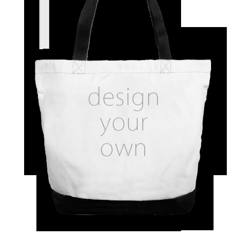 客製 版滿 印花 城市 托特包 Urban tote bag