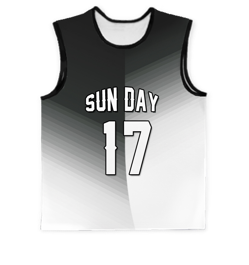 〔Sun Day〕不對稱漸層(寬)