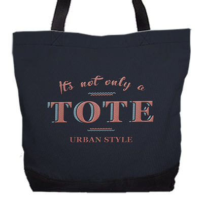 [NotOnlyATote] 城市托特包 Urban tote bag