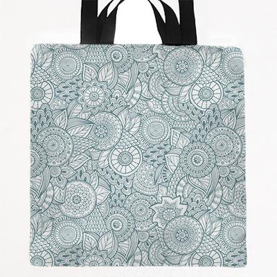 [FlowerMood] 兩用提袋 Hand/shoulder bag