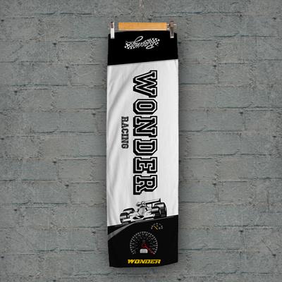 [SPORT]賽車運動毛巾加厚版