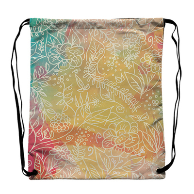 [Summer night]一般版束口後背包 General drawstring backpack
