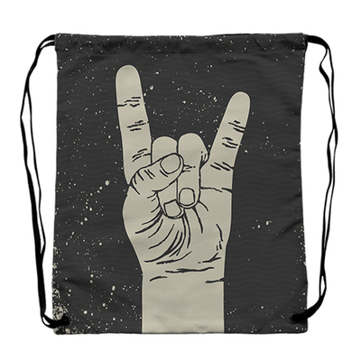 [Rocknroll]一般版束口後背包 General drawstring backpack
