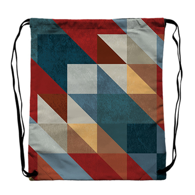 [Blue way]一般版束口後背包 General drawstring backpack