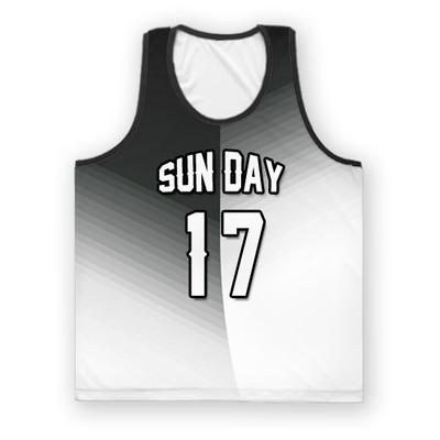 〔Sun Day〕不對稱漸層