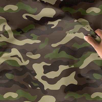 [設計圖樣] 軍綠 迷彩 網狀 紋路 Green camouflage