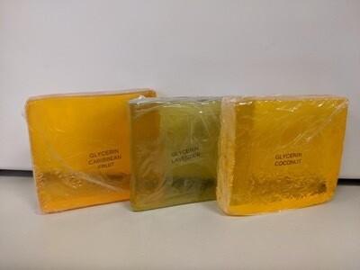 Glycerin Soap (W)
