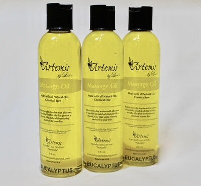 Massage Oils (W)