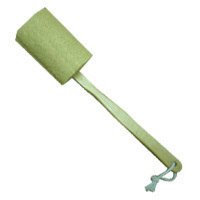 Loofa on a Stick