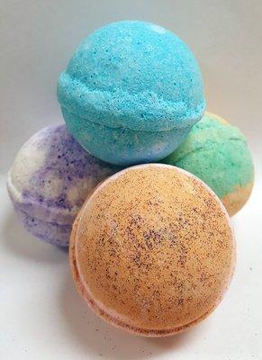 Fizz Bath Balls (W)