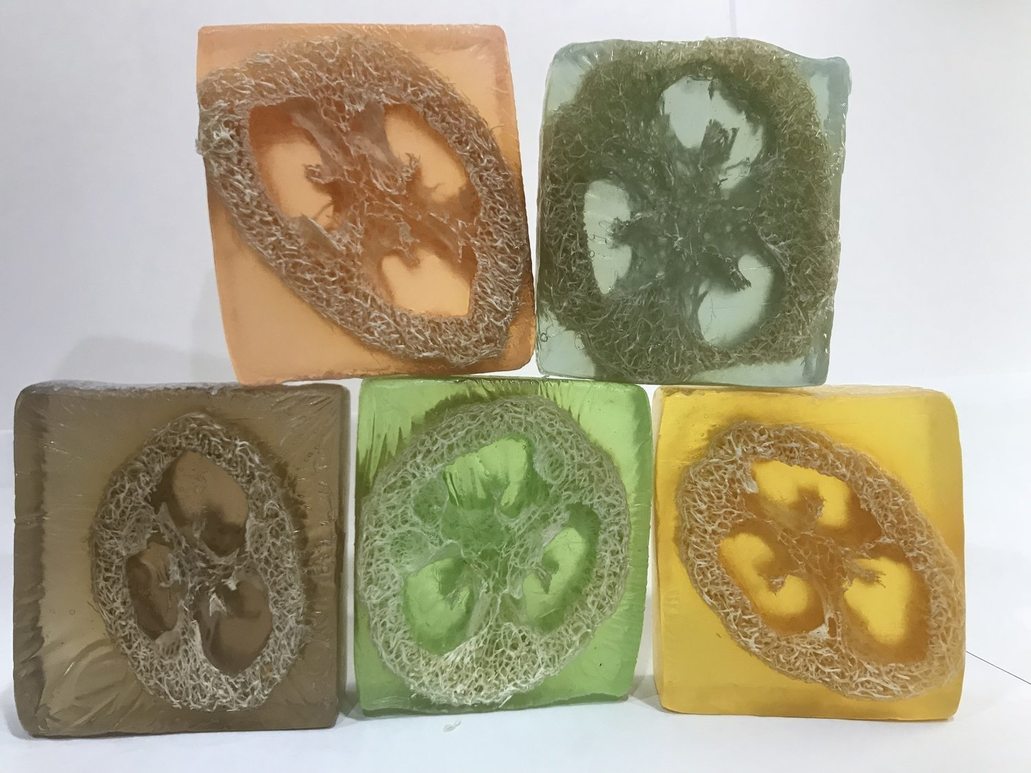 Glycerin Soap with Loofah *SPECIAL*