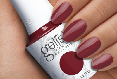 Gelish - A Tale of two Nails - 1110260