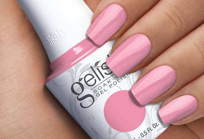 Gelish - Make You Blink Pink - 1110916