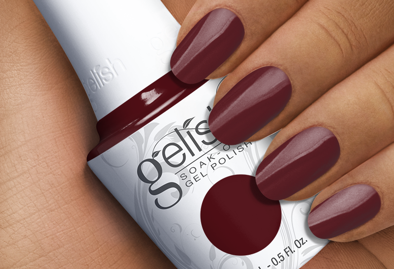 Gelish - A TOUCH OF SASS • CRÈME • 1110185