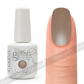 Gelish - Taupe Model 01435