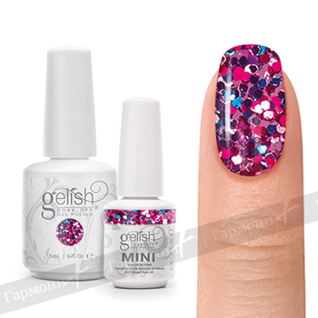 Gelish TRENDS - Party Girl Problems 01865 / 04623