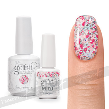 Gelish TRENDS - Escar-Go To France 01039