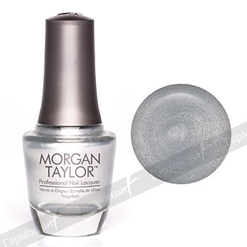 Morgan Taylor - Oh Snap, It's Silver 50118