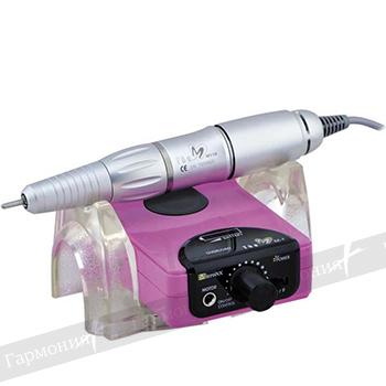 Электрофрезер Micro-NX M1 розовый