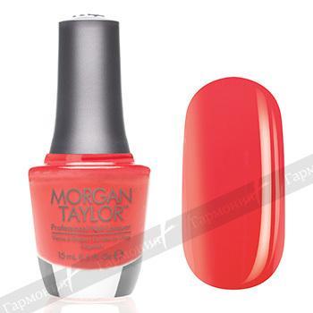 Morgan Taylor - Hot Hot Tamale 50023
