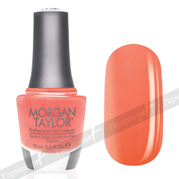 Morgan Taylor - Candy Coated Coral 50024
