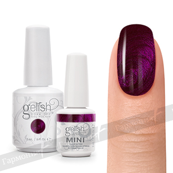 Gelish - Berry Buttoned Up 01846 / 04650