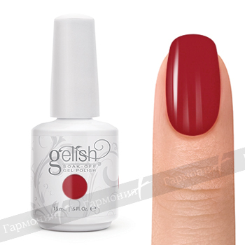 Gelish - Ruby Two-Shoes 01080