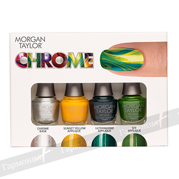 Chrome #1 Mini 4pk 51282