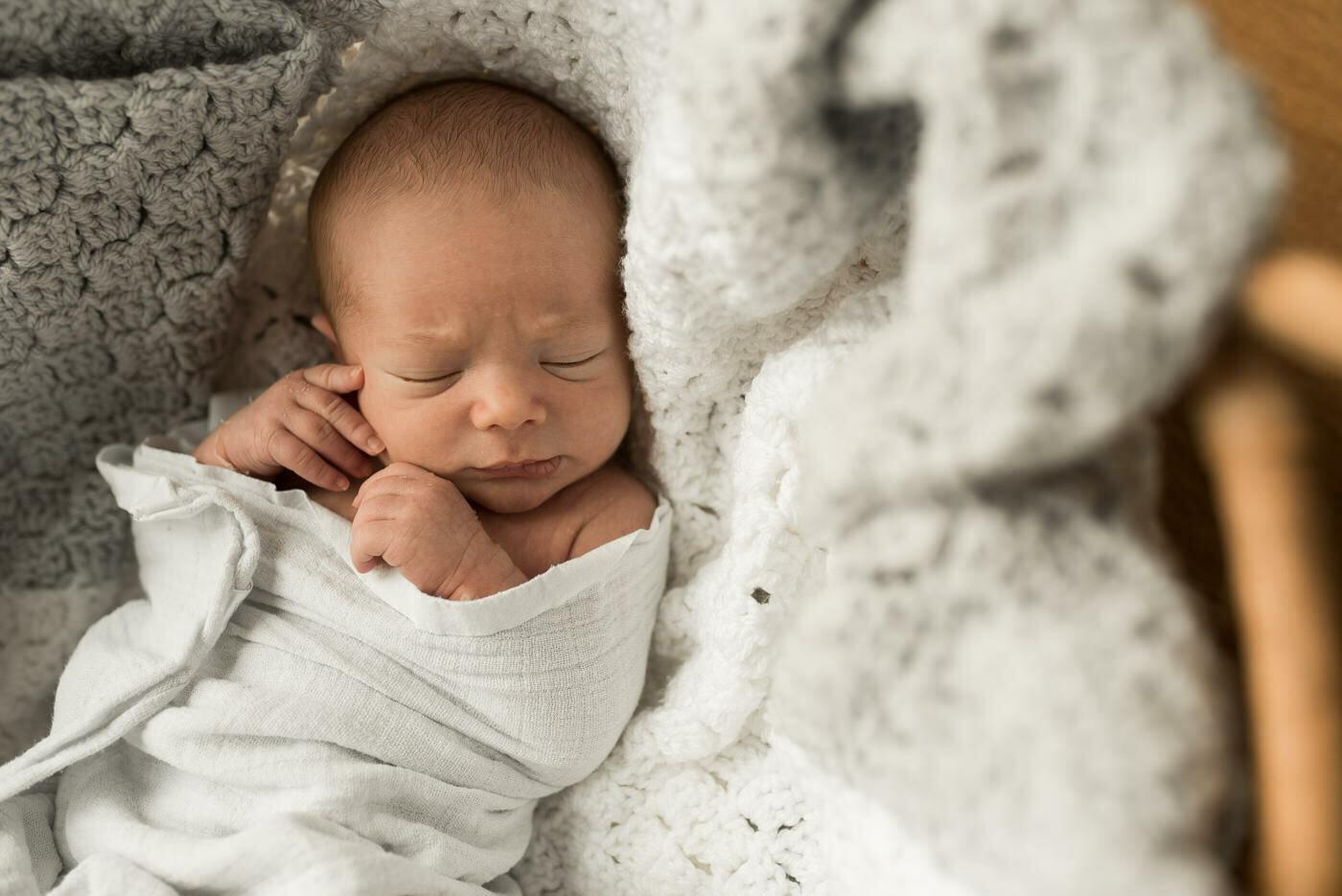 Baby Newborn Session