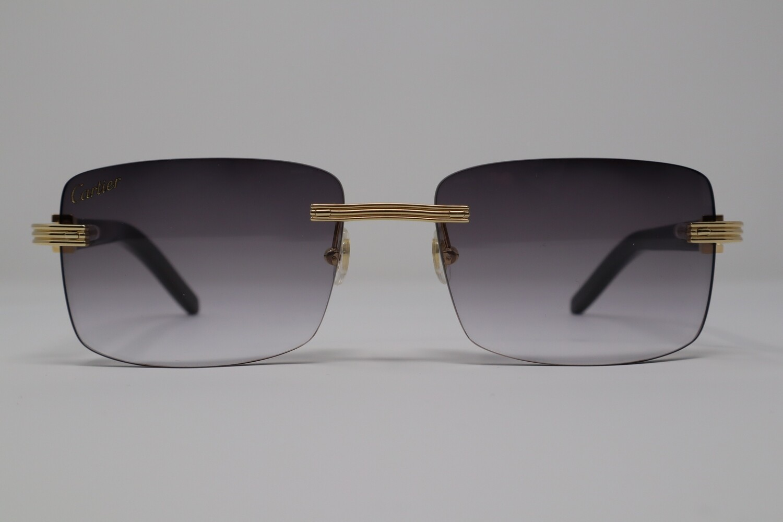 Cartier Gold Black 2021 Buff