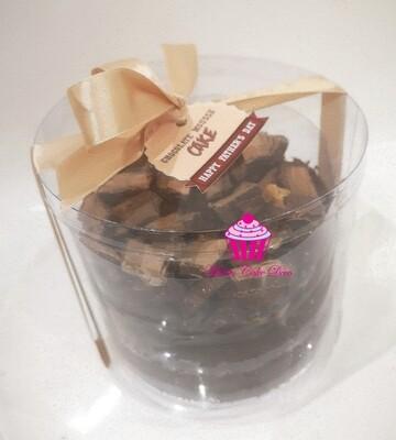 BarOne Choc Mousse Cake