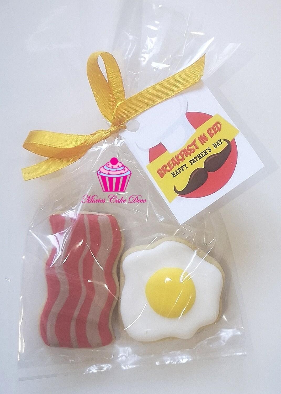 Breakfast In Bed Mini Cookies