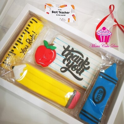 Best Teacher Box