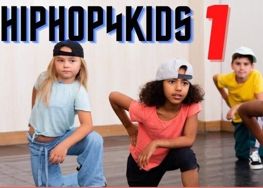 HipHop4Kids 1 Barcelona