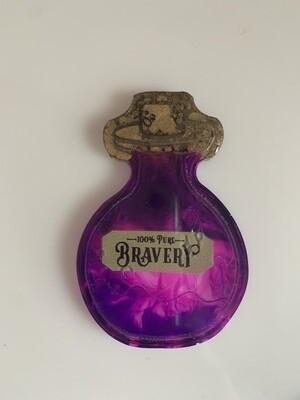 Bravery Potion Bottle