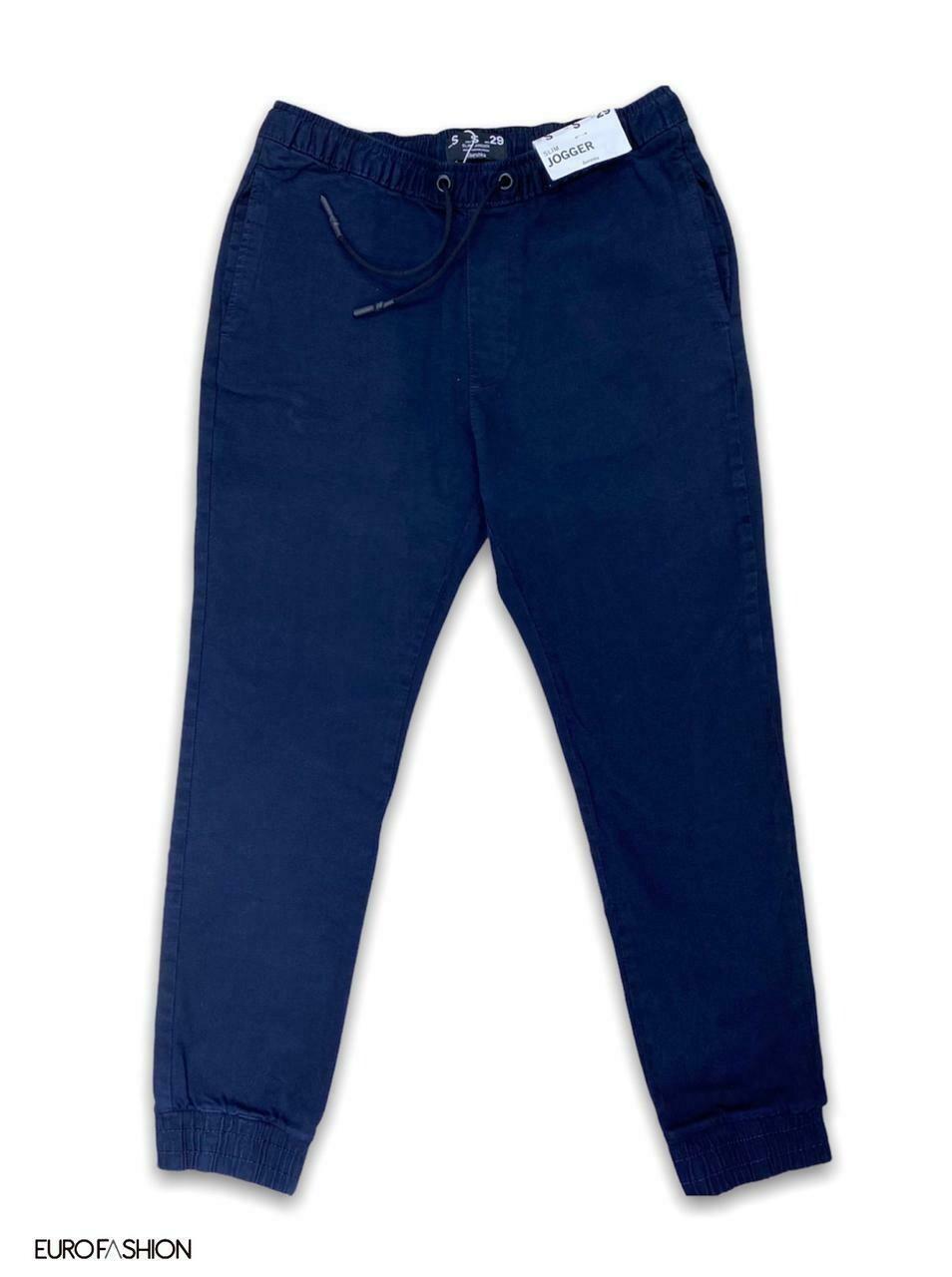 Jogger Slim Blue