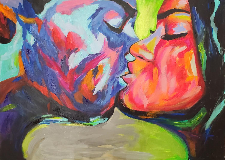Artor Die - Kiss | 120 x 100