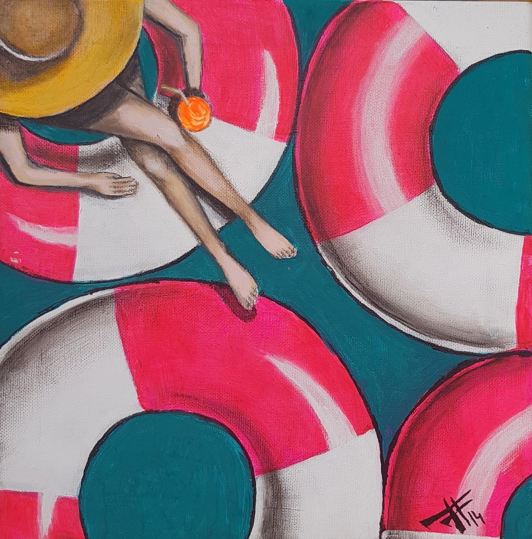 FFeya - The Pool | 30 x 30